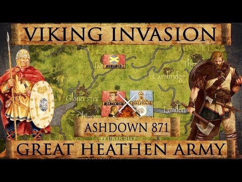 The Great Viking Attack on England