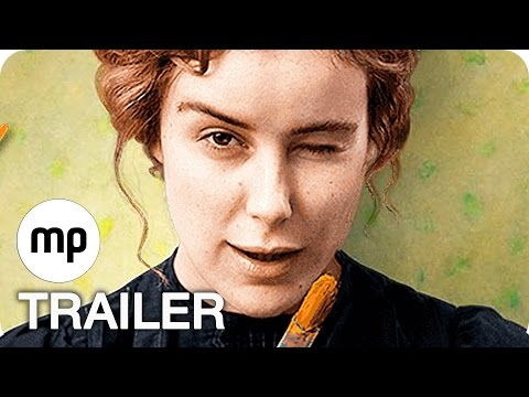 PAULA Trailer German Deutsch (2016) Paula Modersohn-Becker Biopic