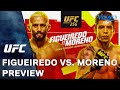 UFC 256: Figueiredo vs  Moreno Preview