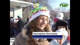Проводы русской зимы. В школе №119 с размахом отметили Масленицу