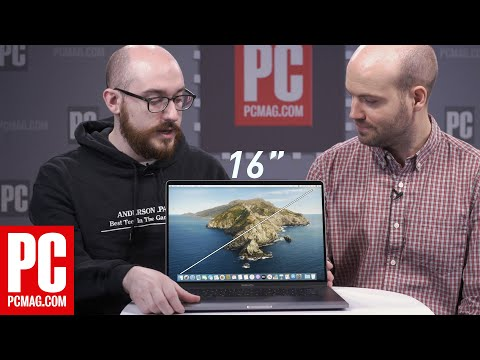 External Review Video dS6N1xkmKsE for Apple MacBook Pro 16-inch Laptop (2019)