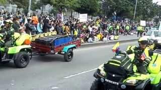 preview picture of video 'El 20 de Julio de 2013'