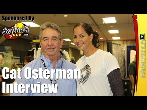Cat Osterman Interview