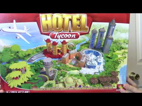 Matt's Boardgame Review Episode 135: Hotel Tycoon