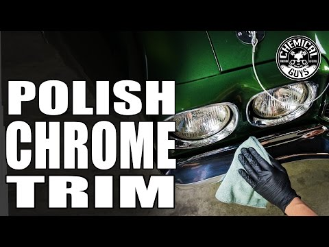 How To Polish Chrome - Car Detailing With Chemical Guys