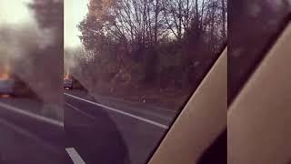 Автокатастрофы надо быть осторожным😊👍✌️
