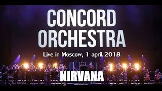 "Concord Orchestra - Nirvana ""Smells Like Teen Spirit"""