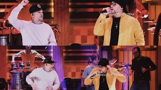 Bad Bunny Residente  Jimmy Fallon show live bellacozo