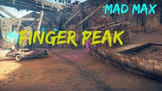 Mad Max - Finger Peak - Eliminate Stank Gum's Legion - Walkthrough (Gameplay)
