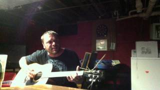 "Billy Riddle sings ""Someday"" by Alan Jackson"