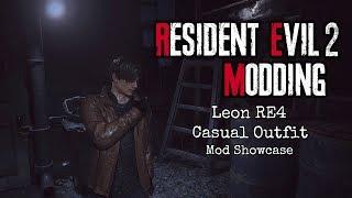 resident evil 2 leon jacket mod - TH-Clip