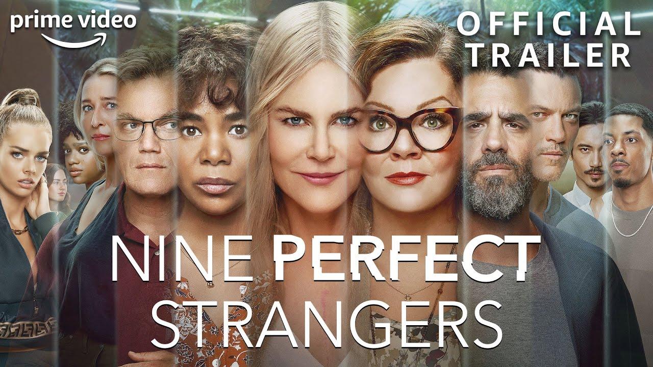 Tràiler de la sèrie 'Nine Perfect Strangers' amb Nicole Kidman