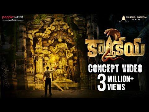 Karthikeya 2 Movie Launch Concept Video