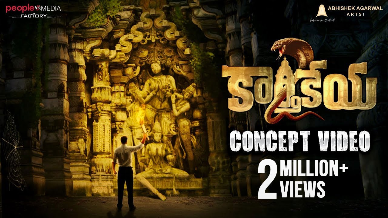 Karthikeya 2 Movie Launch Concept Video