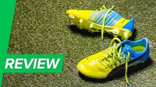 Puma evoPOWER 1.3 review | Can a boot give you a harder shot?