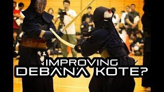 [KENDO RANT] - Improving Debana Kote? Preparing to Start Kendo?