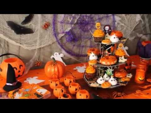 Receitas Happy Halloween