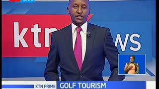 Golf Tourism becomes a key major contributor to the economy with the Kenya Open turning 50