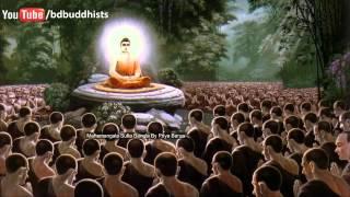 Buddhist Sutta - Mahamangala Sutta  By Priya Barua
