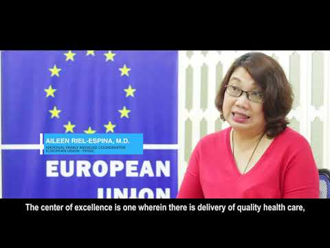 EU's support in the Health Sector
