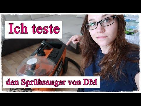 Sprühsauger von DM Test | Sapur | Katrin