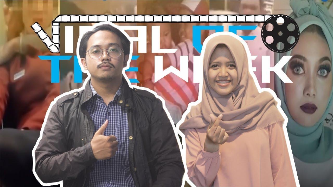 Tren Hijab Pocong, Pramugari yang Disandera oleh Orang Sakit Jiwa hingga Surat Cinta Bermaterai