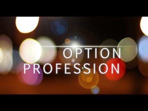 Pompier | Option Profession