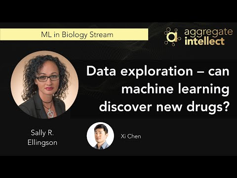 Data exploration – can machine learning discover new drugs?