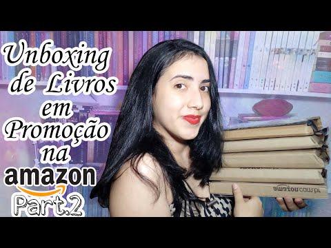 ?UNBOXING? | Livros Acumulados part.2 |?Promoções na Amazon ?| Leticia Ferfer | Livro Livro Meu