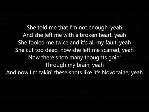 Post Malone.- I fall apart lyrics