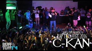 Rap Tico Fest 2016 - C Kan (Video)