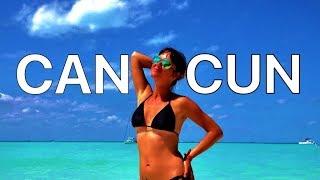 КАНКУН Вот это пляжи!!!😱. Самые популярные курорты мира! Playa Marlín/Playa Gaviota Azul Часть 2