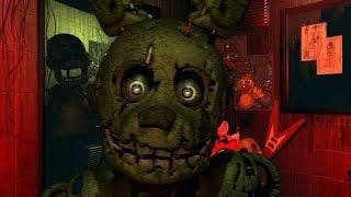 Официальный трейлер Five Nights at Freddy