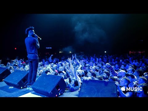 Apple Music — Danny Brown: Live at The Majestic — Official Trailer