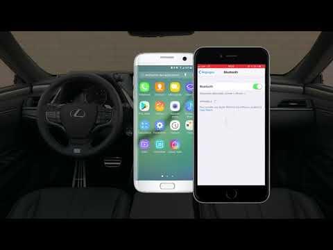 Comment Utiliser Bluetooth Dans Votre Véhicule | Lexus Enform 2.0
