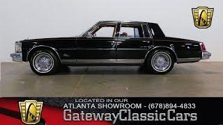 1979 Cadillac Seville - Gateway Classic Cars Of Atlanta #849