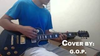 Angels and Airwaves - The War (Guitar Cover)