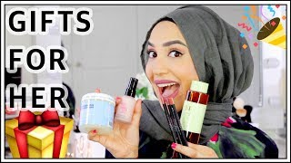 BUY HER THESE! My Eid 2018 Gift Guide | CultBeauty Picks | Amena