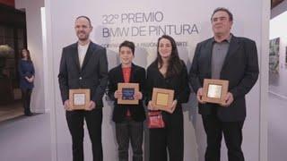 Resumen de la entrega de Premios BMW de pintura