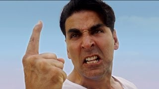 Kutte Ko Maar Akshay Kumar - Its Entertainment Dialog Promo
