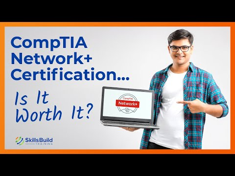 CompTIA Network+ Certification - Is It Worth It? | Jobs, Salary, Study ...