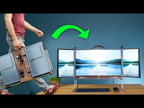 Building the ULTIMATE all-in-one PC!