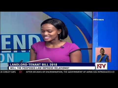 TALK OF THE NATION: Will the Landlord-Tenants bill improve relations