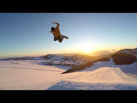 Sunset Perfection with Sage Kotsenburg and Sven Thorgren