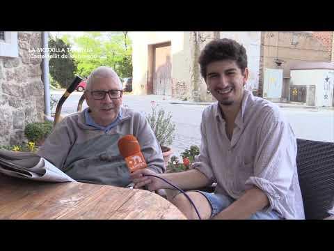 La motxilla Taronja - Castellfollit de Riubregós