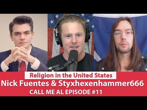 Call me Al Episode 11 Styx vs Nick | Live Debate: Religion in the U.S.