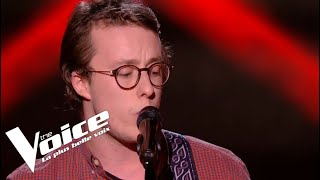The Beatles - Come Together   David James Murphy   The Voice 2019   Blind Audition