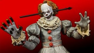 NECA: It: Ultimate Pennywise Well House 7-Inch Action Figure Review