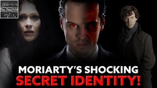 Sherlock: Jim Moriarty's SHOCKING Secret Identity! (Moriarty: Part 1) [Theory]