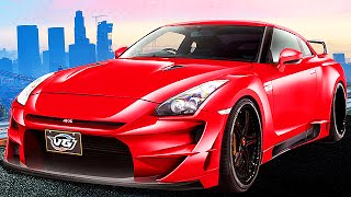 GTA 5: Fast And Furious 6 Flip Car Scene (Epic Cinematic!)